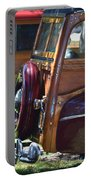 Woodie Portable Battery Charger