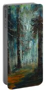 Woodland At Wilsonia 02 Portable Battery Charger