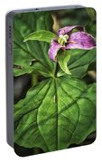 Woodland Beauty Portable Battery Charger