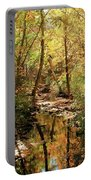 Woodland Brook  Portable Battery Charger
