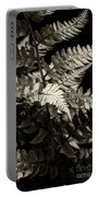 Woodland Fern Portable Battery Charger