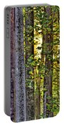Woodland Morning Portable Battery Charger