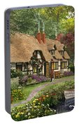 Woodland Walk Cottage Portable Battery Charger