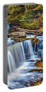 Wateralls In The Woods Portable Battery Charger
