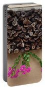 Woodpile Plus Portable Battery Charger