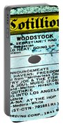 Woodstock Side 1 Portable Battery Charger