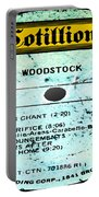 Woodstock Side 4 Portable Battery Charger