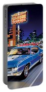 Woodward Avenue Portable Battery Charger