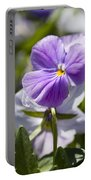 Woodward Pansy Portable Battery Charger