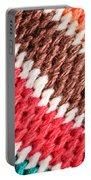 Wool Knitwear Portable Battery Charger by Tom Gowanlock