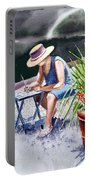 Working Artist Portable Battery Charger