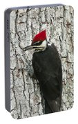 Working Woodpecker Portable Battery Charger