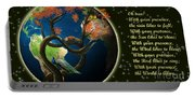 World Needs Tree Portable Battery Charger