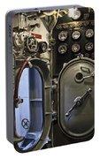 World War 2 Era Submarine Hatch - Pearl Harbor Portable Battery Charger