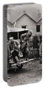 World War I: Ambulance Portable Battery Charger