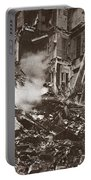 World War I Paris Bombed Portable Battery Charger