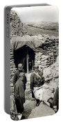 World War I: Wounded, 1918 Portable Battery Charger