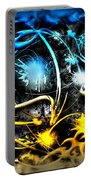 Worlds Collide Portable Battery Charger