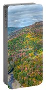 Worlds End State Park Lookout Portable Battery Charger