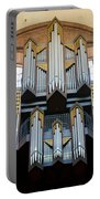 Worms Cathedral Organ Portable Battery Charger