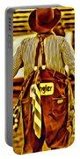 Wrangler Clown Portable Battery Charger