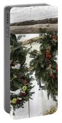Wreaths For Sale Colonial Williamsburg Portable Battery Charger
