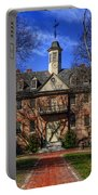 Wren Building Main Entrance Portable Battery Charger
