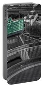 Wrigley Field Chicago Sports 04 Selective Coloring Portable Battery Charger