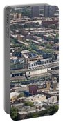 Wrigley Field - Home Of The Chicago Cubs Portable Battery Charger