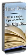 Write It Right - Tips For Authors - The Big Book Portable Battery Charger
