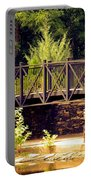 Wrought Iron Bridge Portable Battery Charger