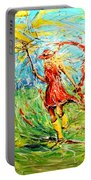 Wuthering Heights Portable Battery Charger