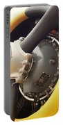 Ww II Airplane Engine Portable Battery Charger