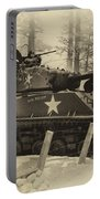 Ww II Battle Of The Bulge 02 Portable Battery Charger