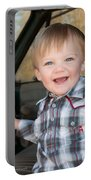 Wyatt Portrait 2 Portable Battery Charger