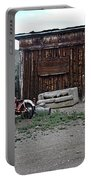 Wyoming Backroads Portable Battery Charger
