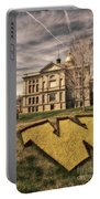 Wyoming Capitol Building Portable Battery Charger