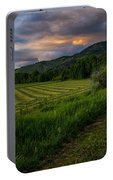 Wyoming Pastures Portable Battery Charger