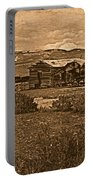 Wyoming West Portable Battery Charger