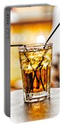 X Marks The Drink Portable Battery Charger