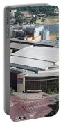 Xcel Energy Center In St. Paul Minnesota Portable Battery Charger