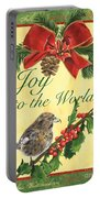 Xmas Around The World 2 Portable Battery Charger
