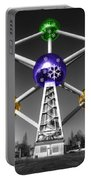 Xmas Atomium  Portable Battery Charger