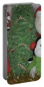 Xmas Buddies Portable Battery Charger