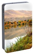 Yakima River Autumn Portable Battery Charger