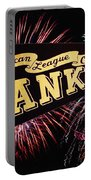 Yankees Pennant 1950 Portable Battery Charger