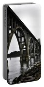Yaquina Bay Bridge - Series D Portable Battery Charger