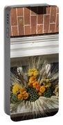 Yarrow And Lotus Arrangment Portable Battery Charger