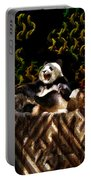 Yawning Panda  Portable Battery Charger