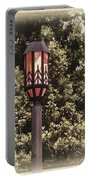 Ye Olde Street Lamp Portable Battery Charger